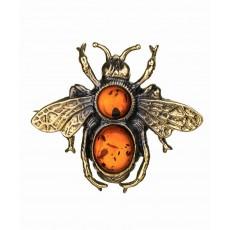 Брошь Пчёлка 525.4