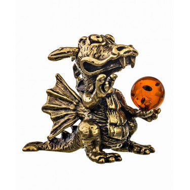 Дракон с подарком 149.5