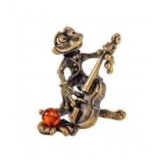 Лягушка с контрабасом 1831.1