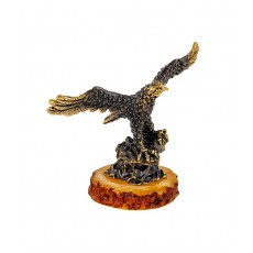 Птица Сокол на охоте 2090
