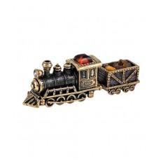 Паровоз с вагончиком 1627