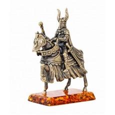 Рыцарь на коне с булавой 603