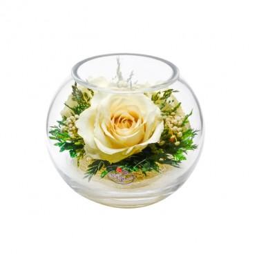 """""""NaturalFlowers"""" Арт: BSRc цветы в стекле"""