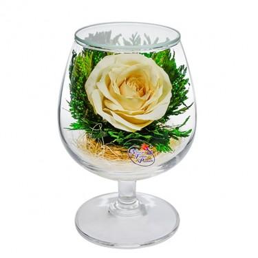 """""""NaturalFlowers"""" Арт: GSRc цветы в стекле"""