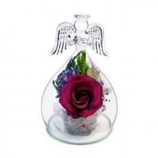 """""""NaturalFlowers"""" Арт: OaSRd цветы в стекле"""