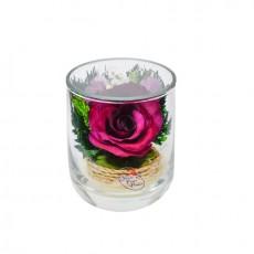 """""""NaturalFlowers"""" Арт: SMRd цветы в стекле"""