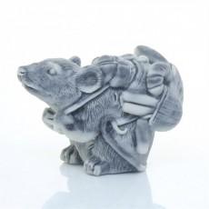 Крыс с рюкзаком