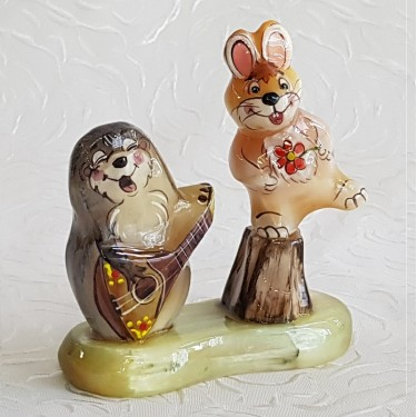 SELENIT-O.N. Ёжик с зайкой